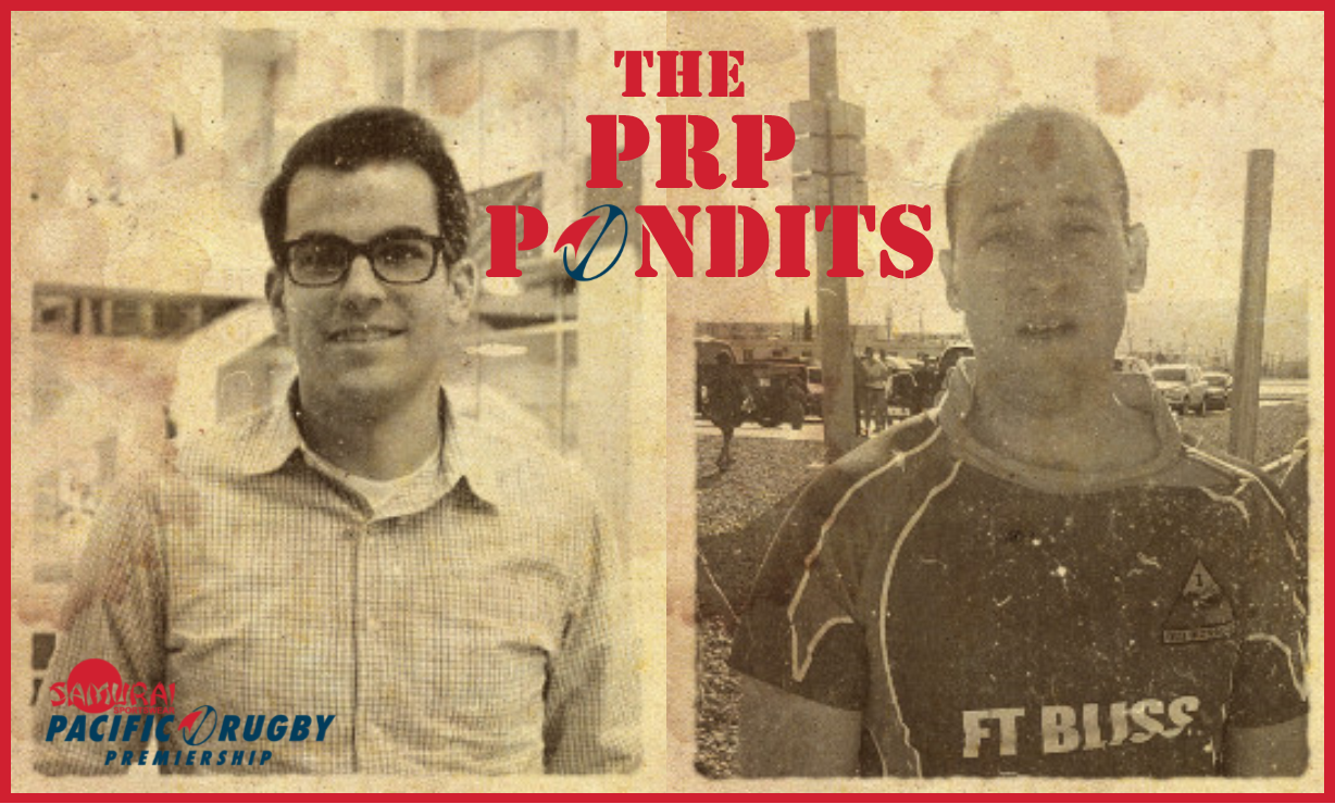 Introducing 'The PRP Pundits'